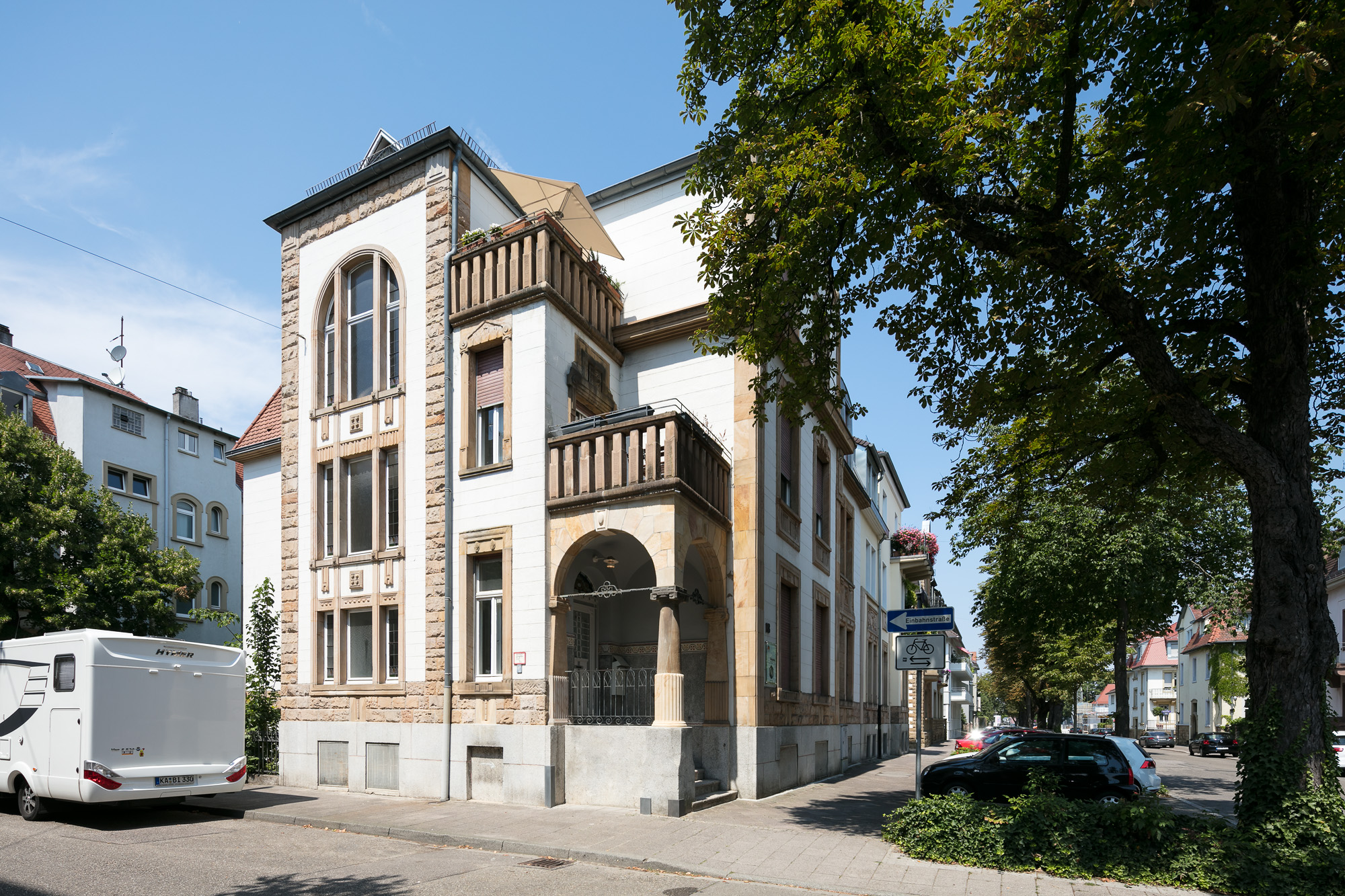 Händelstraße Karlsruhe