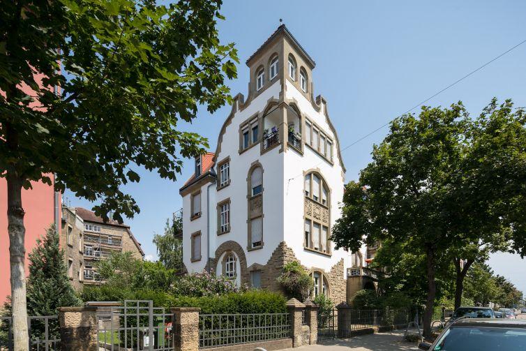 Haus Weinbrennerstraße
